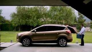 Ford Kuga. Система открывания багажника