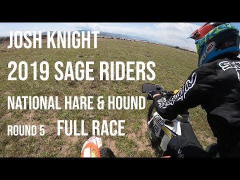 Josh Knight 2019 Sage Riders National Hare & Hound Round 5 Full Race