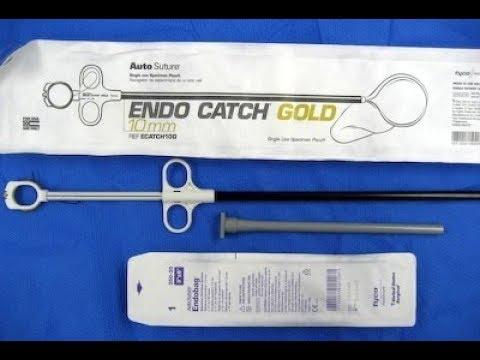 Endocatch Single Use Specimen Retrieval Bag