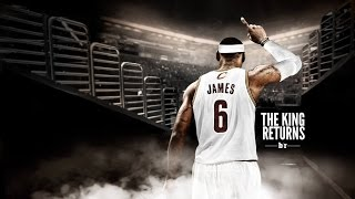 "LeBron James ""Battle Scars"" Motivational mix ᴴᴰ (ORIGINAL)"