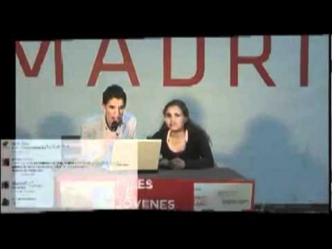 'Madrid11 Live': Volunteers