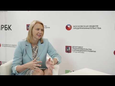 Татьяна Минеева, уполномоченный по защите прав предпринимателей в г. Москве