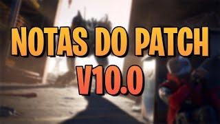 PATCH NOTES V 10.0-FORTNITE