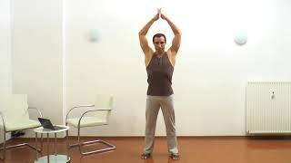 Aktive Rücken-Pause am Arbeitsplatz mit Sev Trayanov