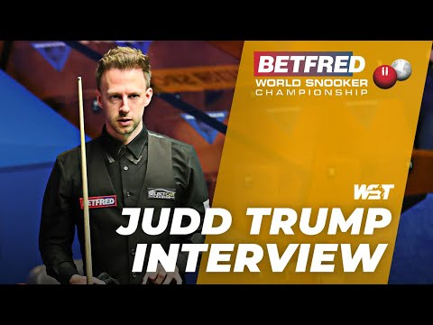 Trump Overcomes Gilbert To Reach Quarter Finals | 2021  World Championship
