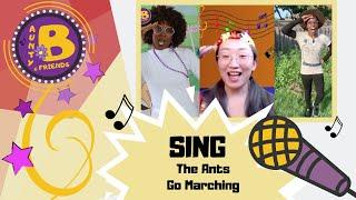 Kids Songs   The Ants Go Marching   Aunty B & Friends