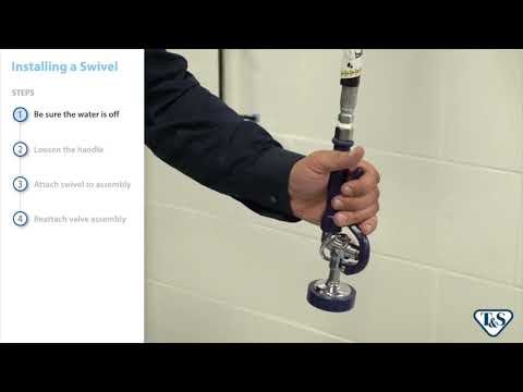 How To: Adding A Hose Reel Swivel
