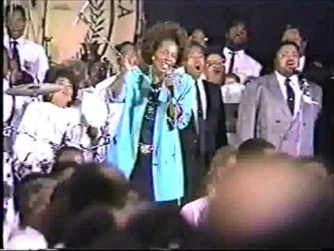 HOLD ON - GMWA MASS CHOIR NEW ORLEANS 1989