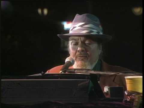 DR JOHN Accentuate The Positive 2004 LiVe