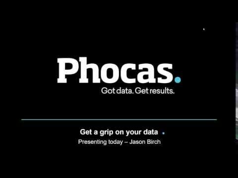 TUG Partner Webinar: Phocas - Reporting solutions for Infor ERPs