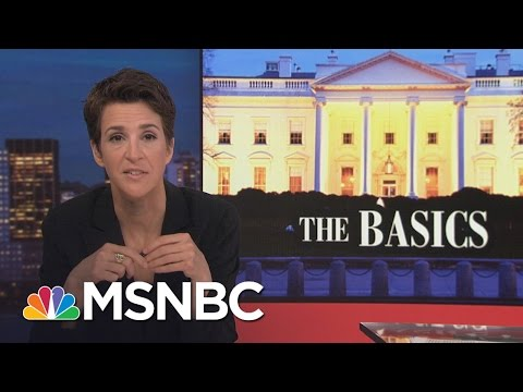 US Already Has Troops On The Ground In Syria | Rachel Maddow | MSNBC