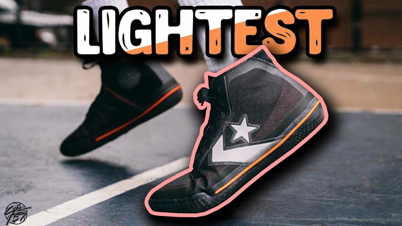 best lightest basketball shoes