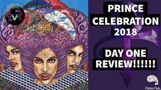 prince celebration 2018 day 1 review from paisley park
