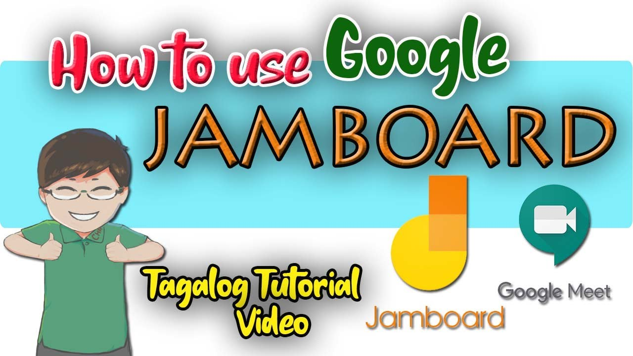How To Use Google Jamboard | Tagalog Tutorial Video