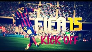 FIFA 15 multiplayer KICK OFF