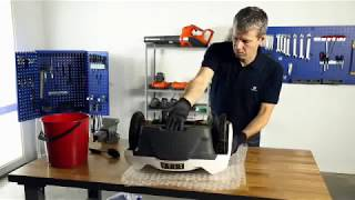 How to clean your Husqvarna Automower®