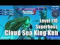 Xenoblade Chronicles 2 Cloud Sea King Ken Level 110 Superboss