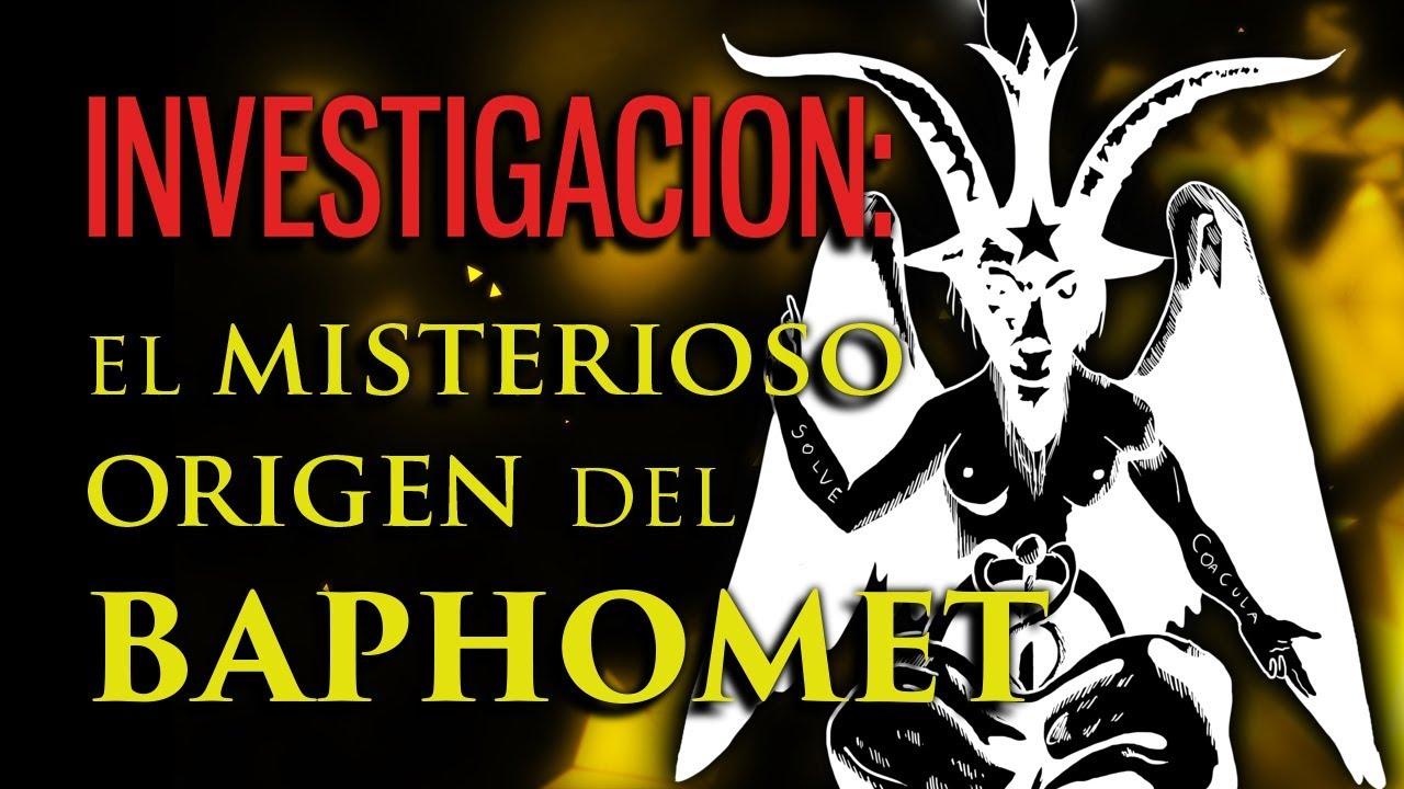 ✅ El Misterioso Origen del BAPHOMET