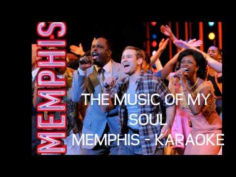 Music of my Soul - Memphis - Karaoke. Backing Track - Demo