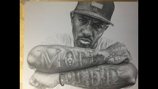 Speed drawing of Prodigy - tribute -