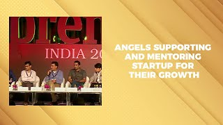 Angels supporting and mentoring startup