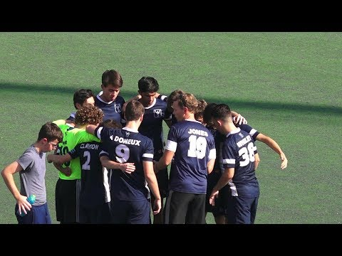 ◆ (Highlight) West Island vs KGV◆ Semi-Final Schools Football Competition 2017-2018