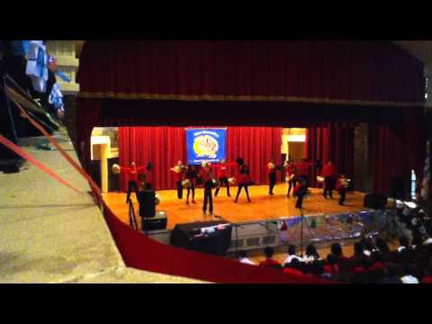 Joseph E. Gary School Winter Assembly 2012