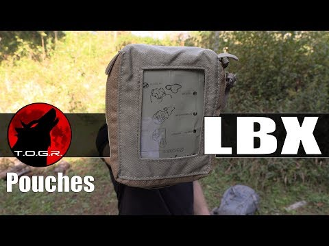 LBX Tactical - Small Window Pouch - Pouch 6
