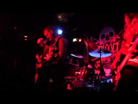 Blood Tsunami - Horsehead Nebula (Live Last Train, Oslo March 9th 2013)