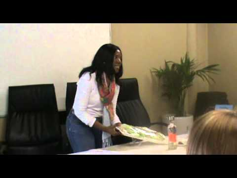 Eating from a Dietician's kitchen. Healthy Kitchen Solutions Presentation