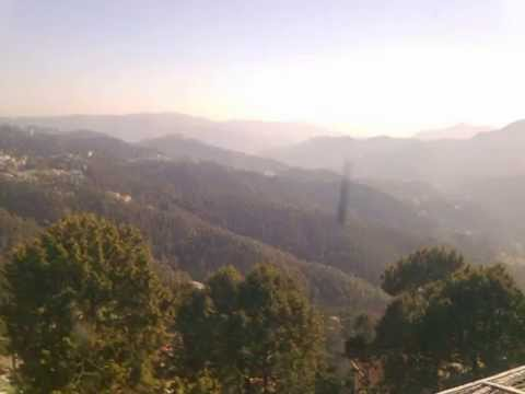Nature of Shimla