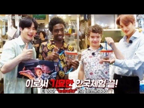 Sub Stranger Tour Con Exo Gaten Y Caleb En Corea