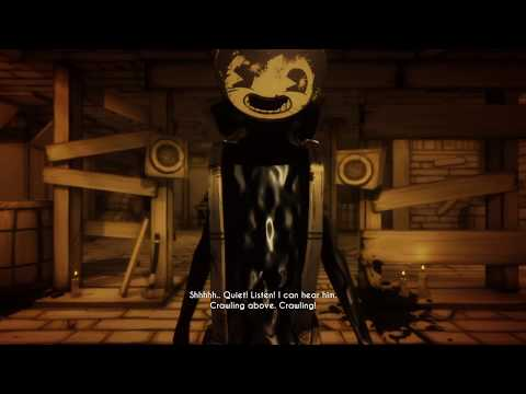ALL NEW Bendy and the Ink Machine Chapter 2 UPDATES! MORE INK! 9/28/17 UPDATE!