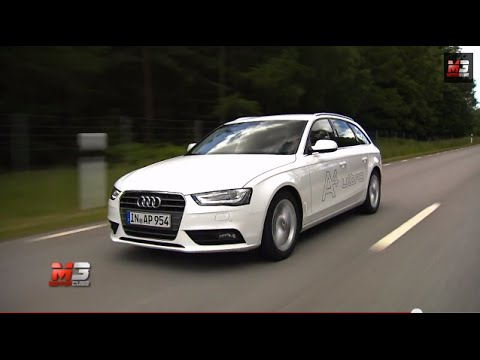 audi a4 tdi ultra concept 2014 first test drive only sound youtube. Black Bedroom Furniture Sets. Home Design Ideas