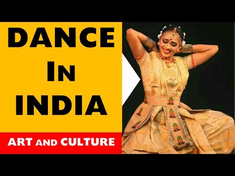 Dances in India | Art and Culture (Static GK) for IBPS PO / SSC / Other Govt exams