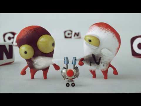 Push the Button - Cartoon Network ID Shortie