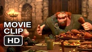 Brave Movie CLIP #2 - Tall Tale (2012) Pixar Movie HD
