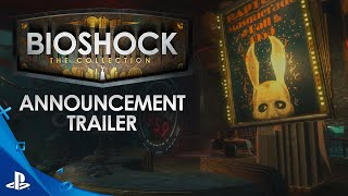 BioShock: The Collection Announcement Trailer | PS4