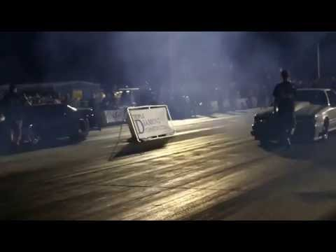 Chuck Seitsinger in the Death Trap vs. Mike Henson in Plan B Outlaw Armageddon