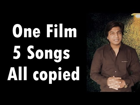 One Film | 5 Songs | All Copied