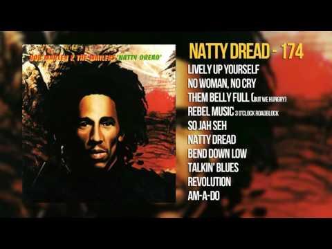 Bob Marley Natty Dread - 1974