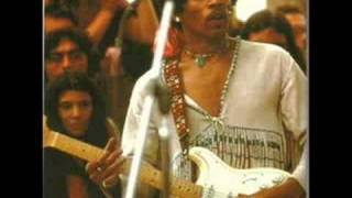 Jimi Hendrix Angel tour and tribute memorial video