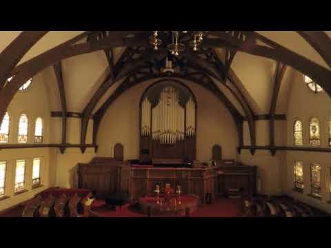 Manistee Historic Tour - First Congregational Church