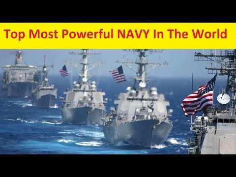 Top Most Powerful NAVY Countries In The World