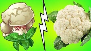 NEW Plant Caulipower Hypno Power | Plants vs Zombies 2 (PvZ 2)