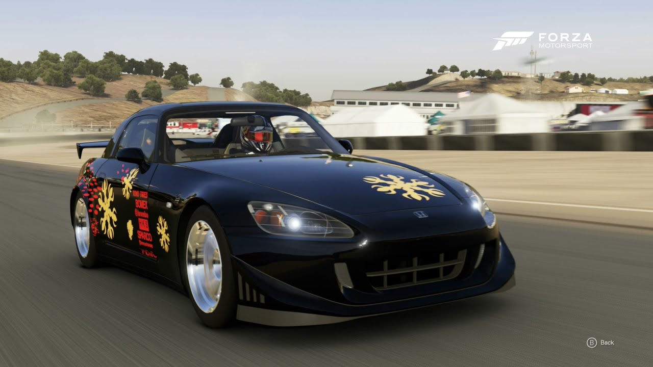 JOHNNY TRAN'S S2000 FROM THE FAST AND THE FURIOUS!!! Forza ...