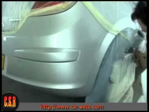 Peinture Automobile  MicroRetouche  Moindre Cot  Youtube