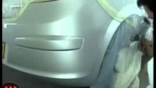 Peinture automobile : micro-retouche à moindre coût