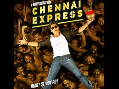 Chennai express - Ready Steady Po (Full Song)