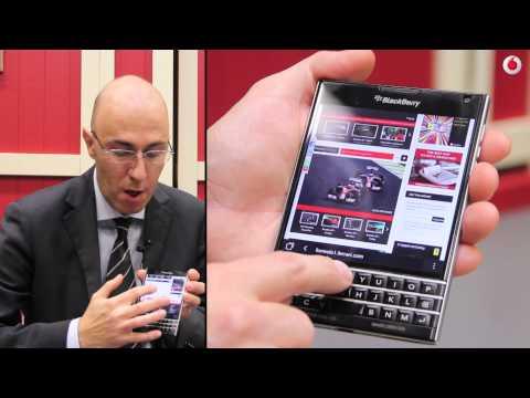 Video recensione BlackBerry Passport 4G